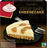 Coppenrath & Wiese toffee swirl cheesecake