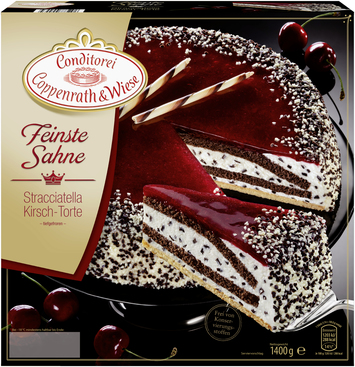 Coppenrath & Wiese cherry gateau
