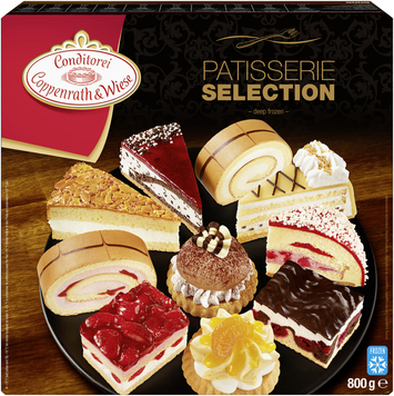 Coppenrath & Wiese patisserie selection