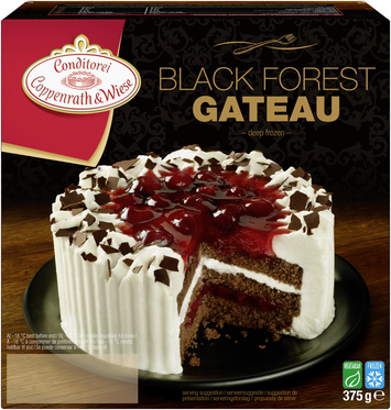 Coppenrath & Wiese black forest gateau