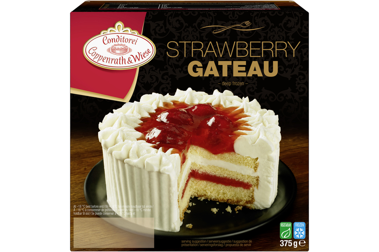 Coppenrath Wiese Strawberry Gateau